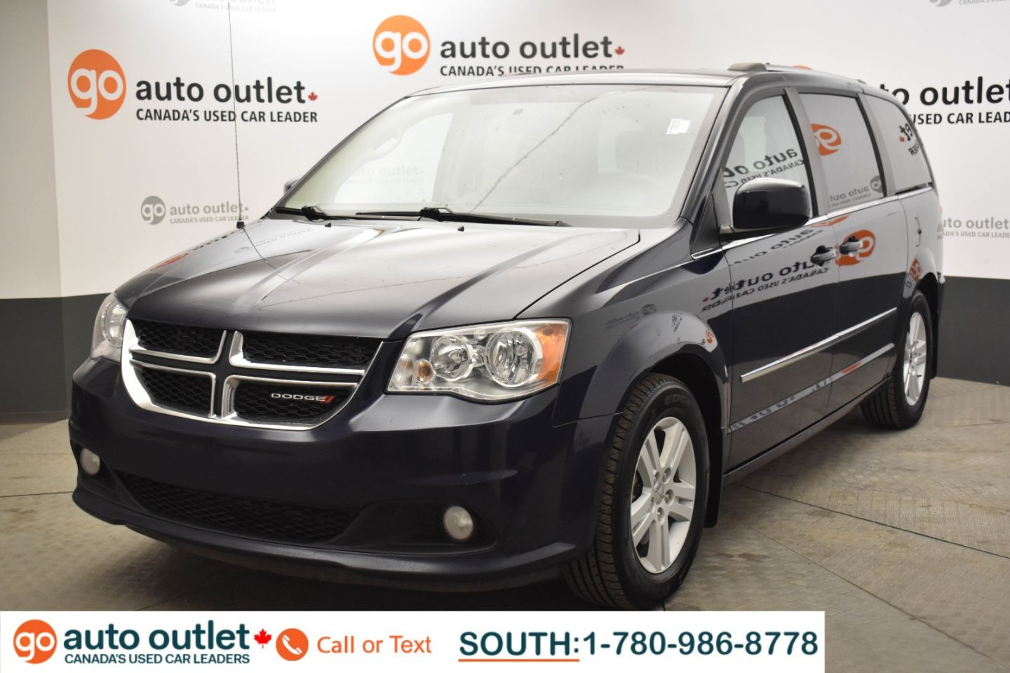 2015 Dodge Grand Caravan Crew Plus for sale in Leduc, Alberta