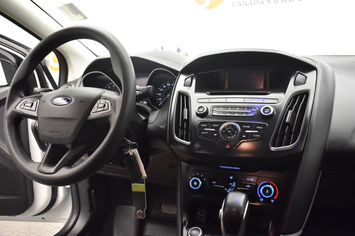 2015 Ford Focus S for sale in Leduc, Alberta