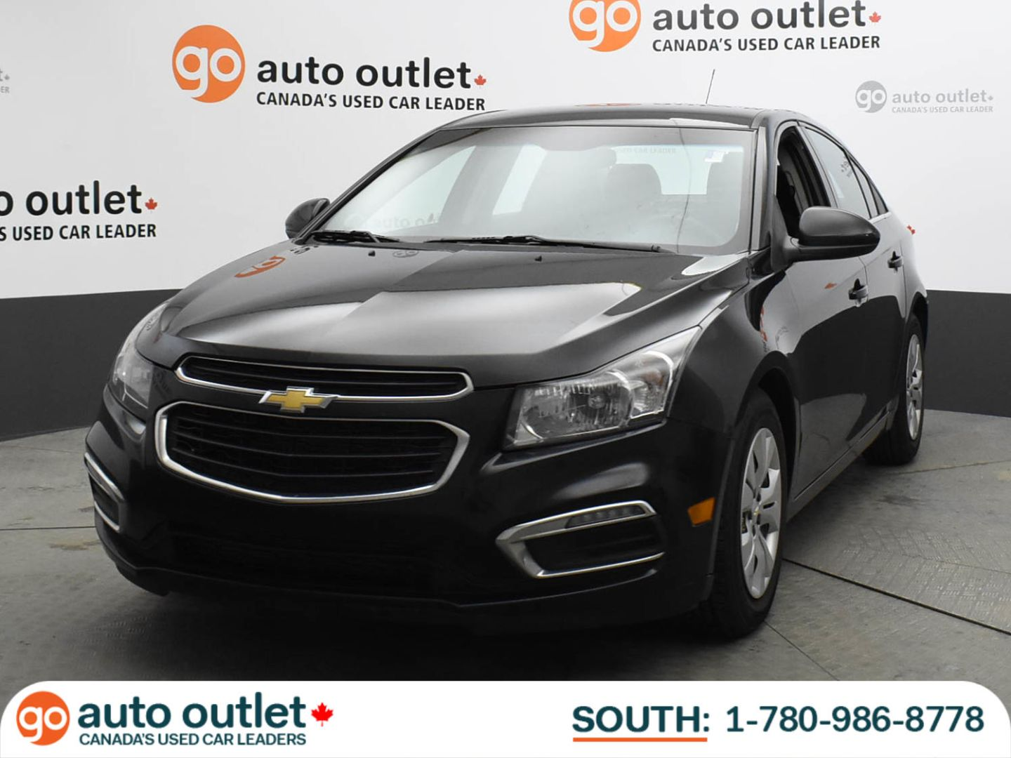2015 Chevrolet Cruze 1LT for sale in Leduc, Alberta