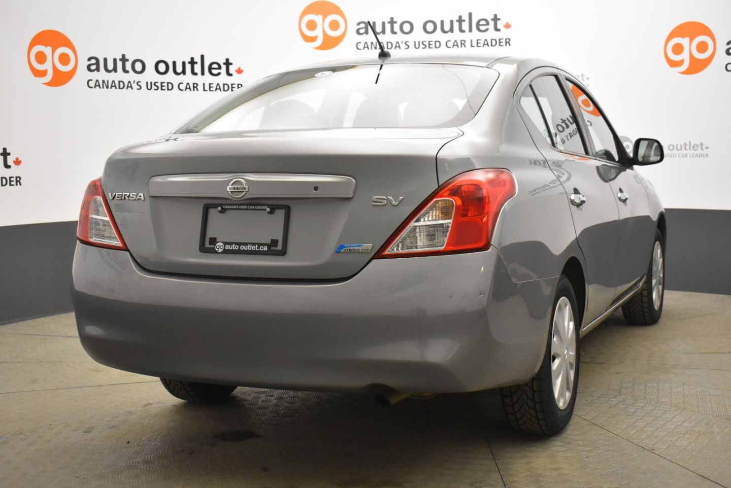 2012 Nissan Versa SV for sale in Leduc, Alberta