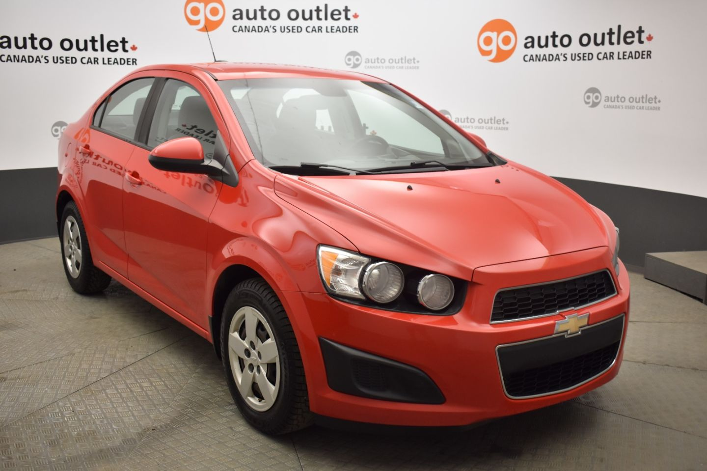 2015 Chevrolet Sonic LS for sale in Leduc, Alberta