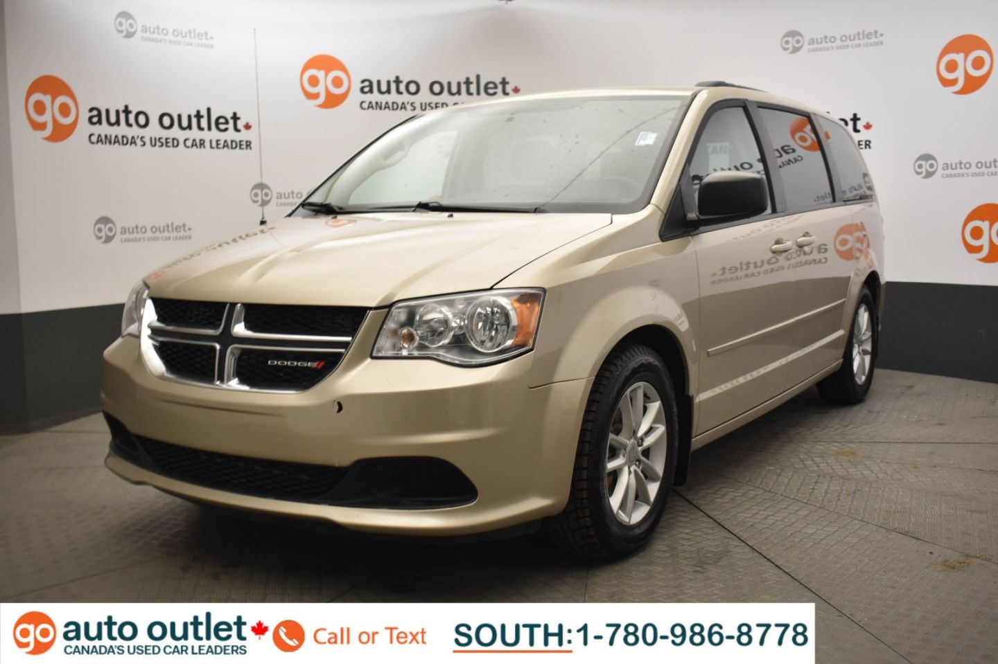 2015 Dodge Grand Caravan SXT for sale in Leduc, Alberta
