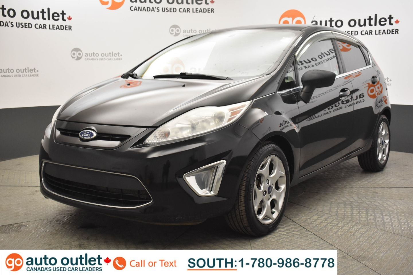 2013 Ford Fiesta Titanium for sale in Leduc, Alberta