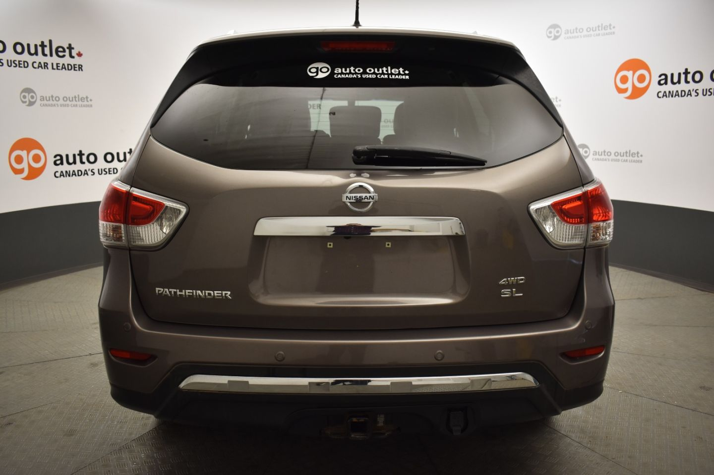 2014 Nissan Pathfinder SL for sale in Leduc, Alberta