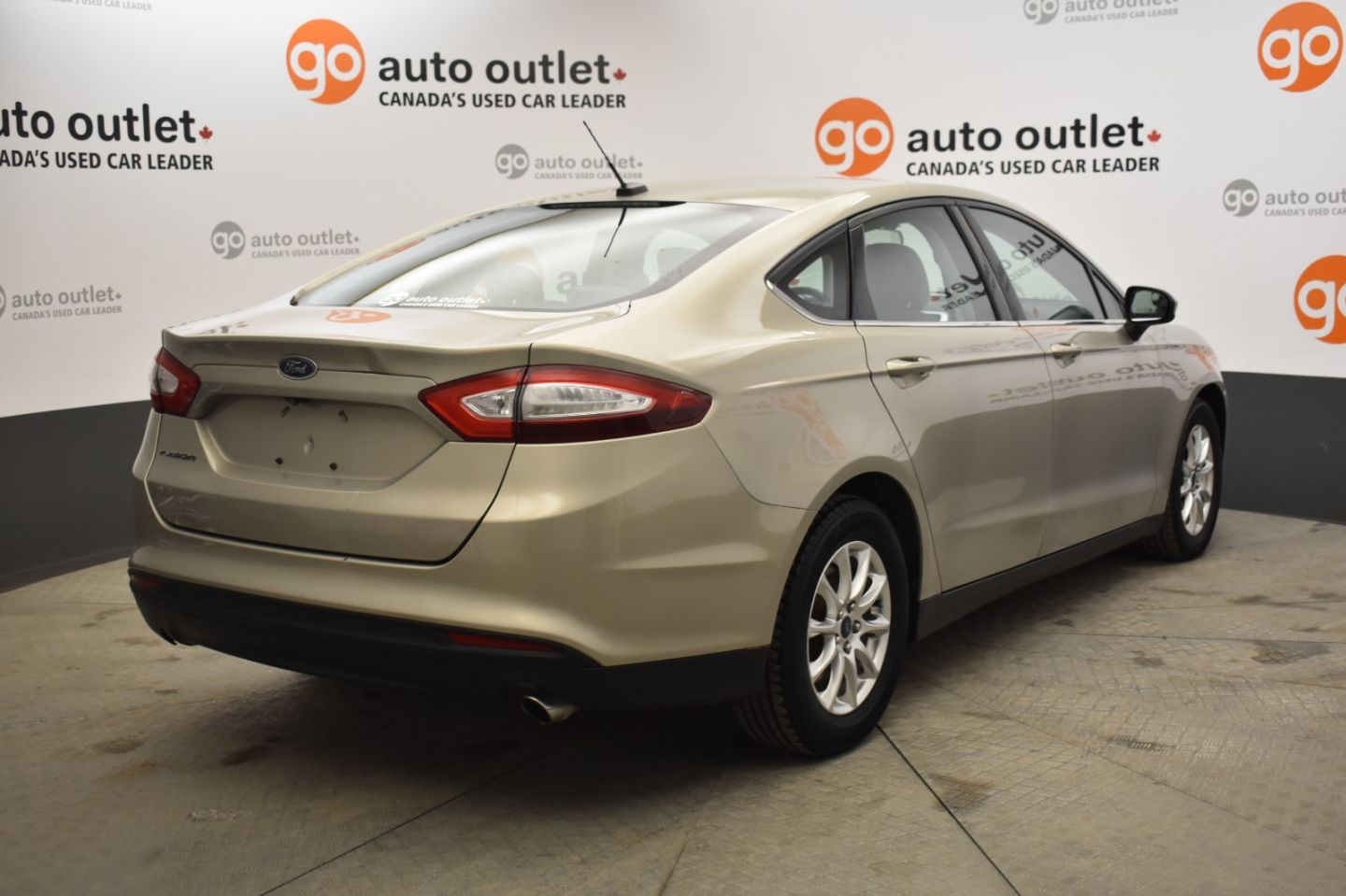 2015 Ford Fusion S for sale in Leduc, Alberta