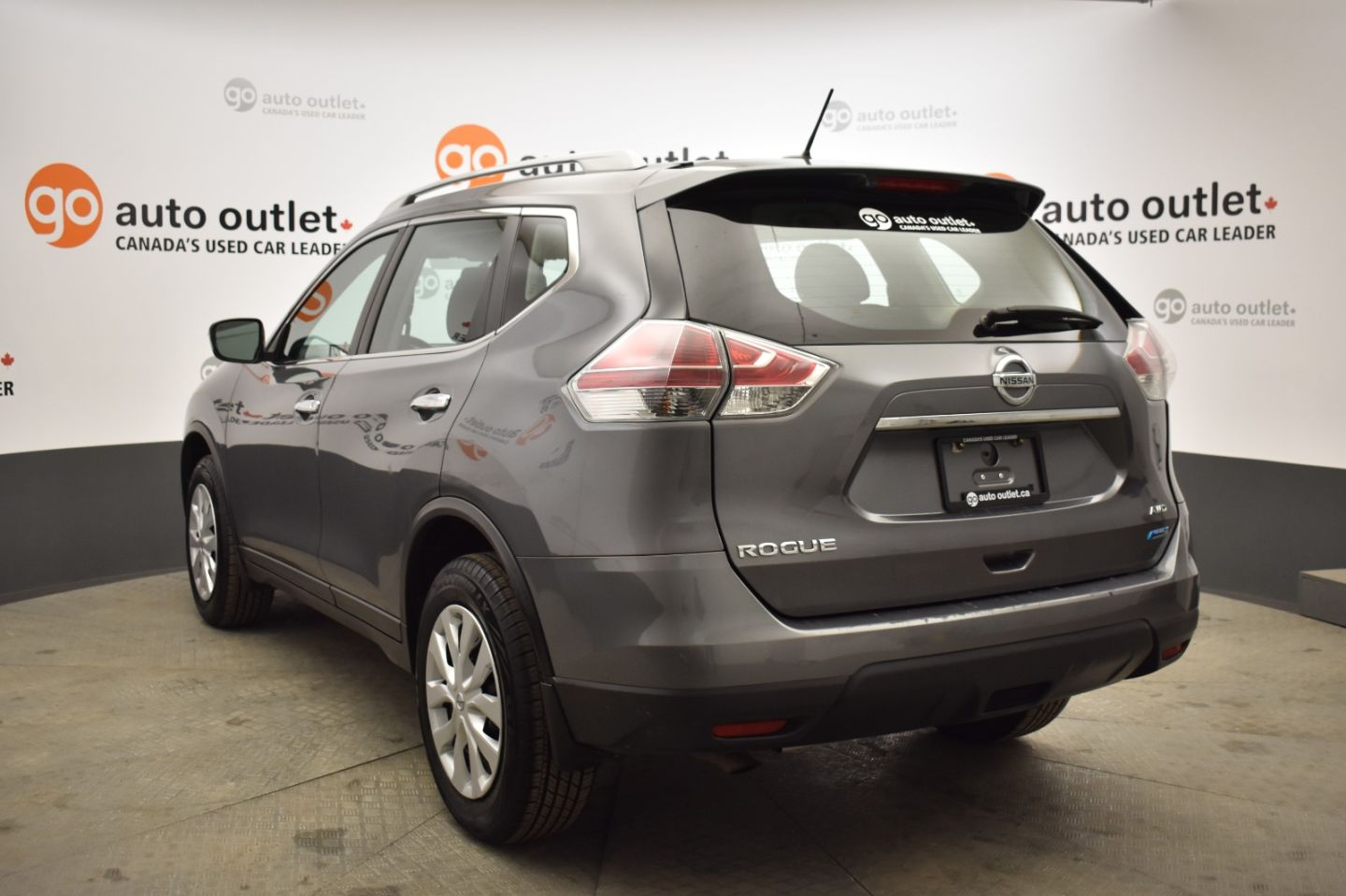 2015 Nissan Rogue S for sale in Leduc, Alberta