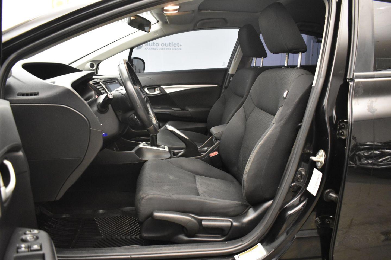 2015 Honda Civic Sedan EX for sale in Leduc, Alberta
