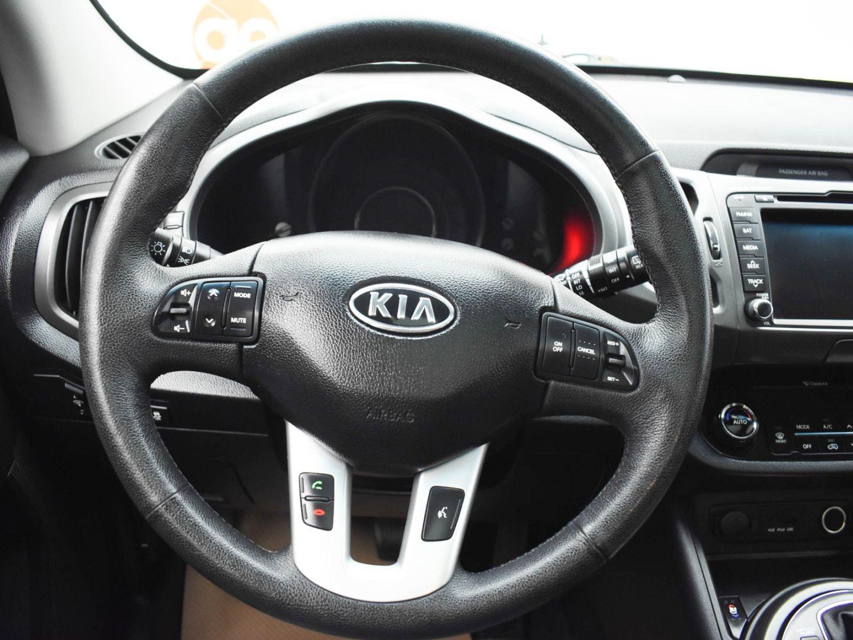 2012 Kia Sportage SX w/Nav for sale in Leduc, Alberta