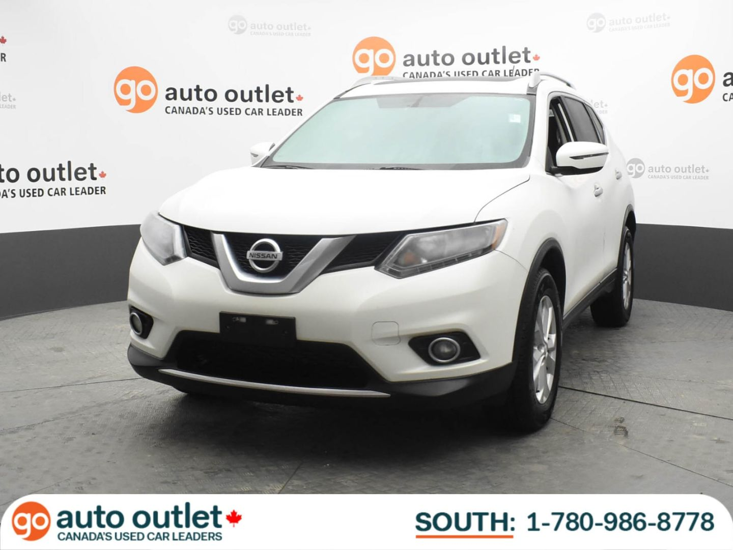 2016 Nissan Rogue S for sale in Leduc, Alberta