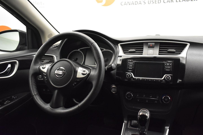 2017 Nissan Sentra SV for sale in Leduc, Alberta