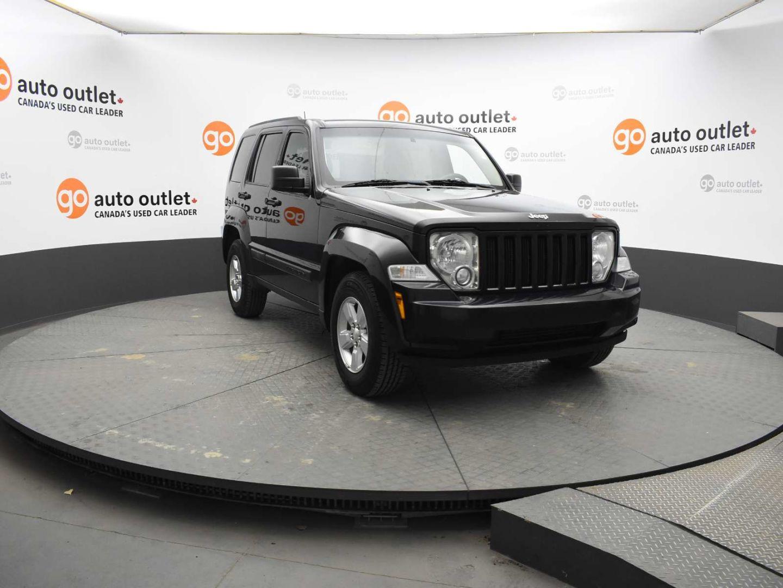 2012 Jeep Liberty Sport for sale in Leduc, Alberta