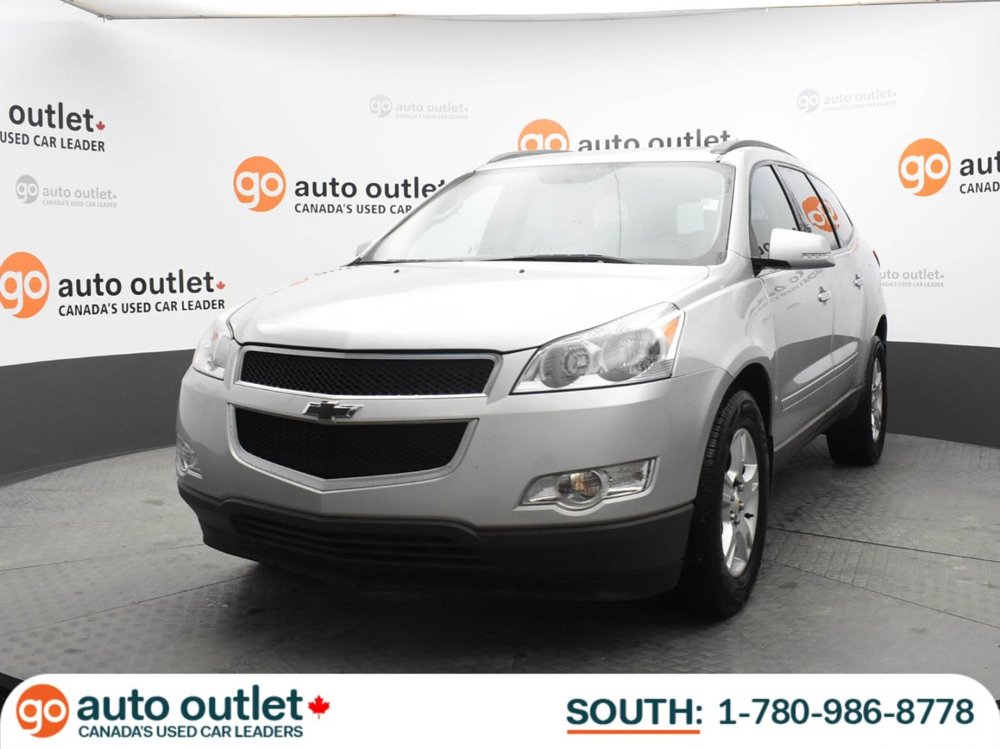 2011 Chevrolet Traverse 2LT for sale in Leduc, Alberta