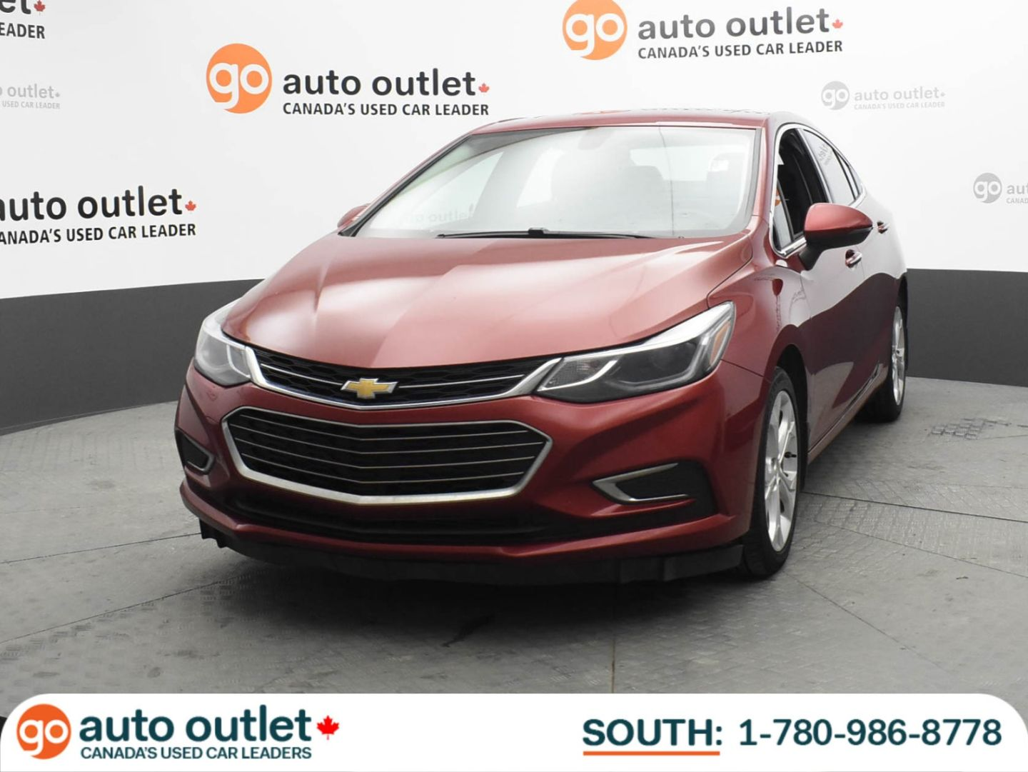 2017 Chevrolet Cruze Premier for sale in Leduc, Alberta