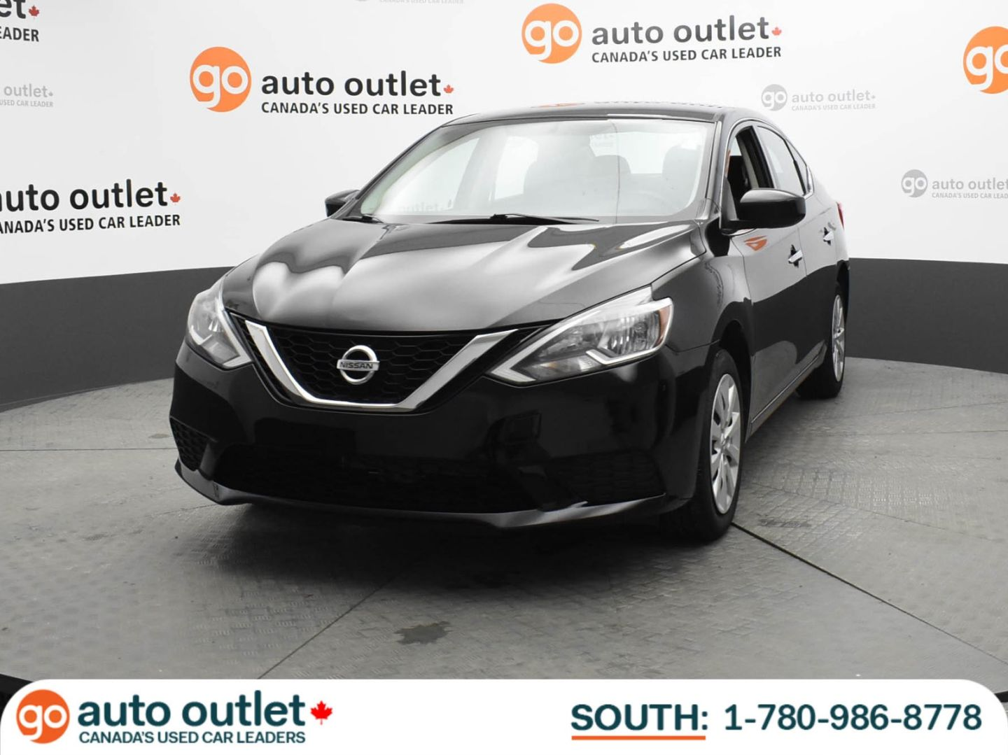 2016 Nissan Sentra SV for sale in Leduc, Alberta