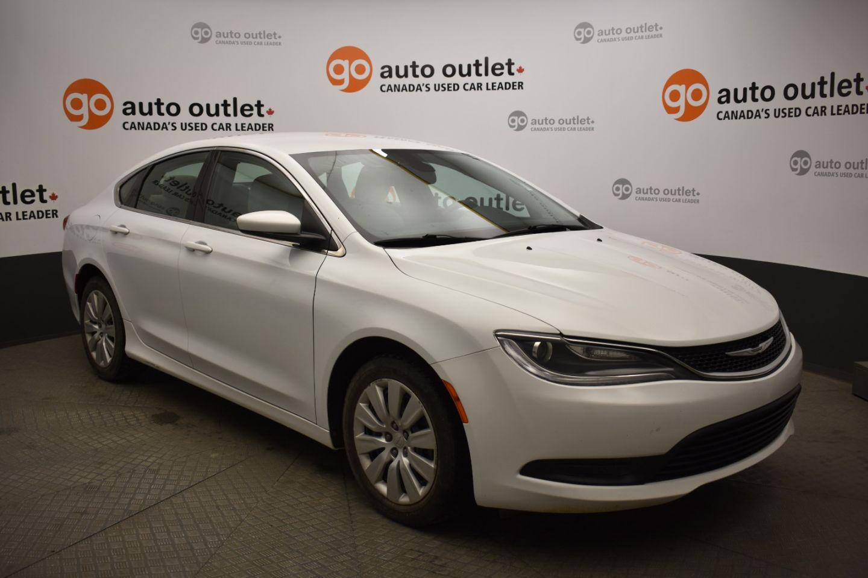 2017 Chrysler 200 LX for sale in Leduc, Alberta
