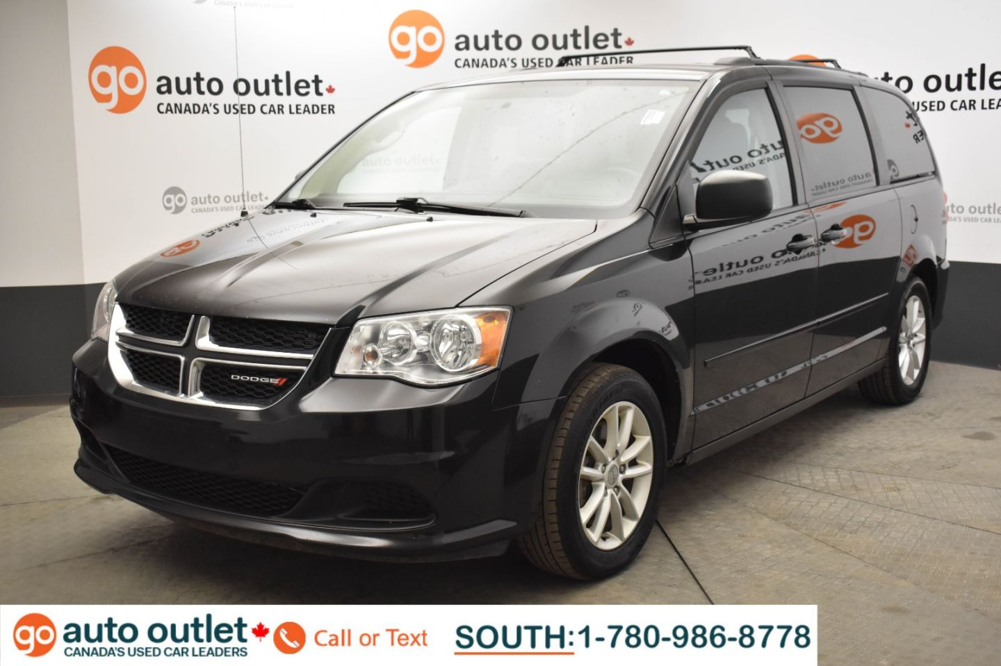 2016 Dodge Grand Caravan SXT for sale in Leduc, Alberta