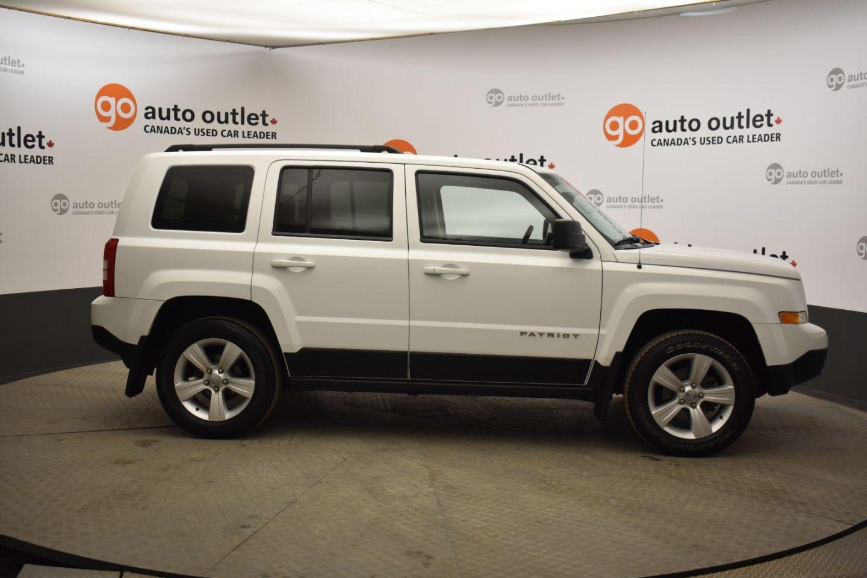 Used 2014 Jeep Patriot North Sw982 Leduc Alberta Go Auto