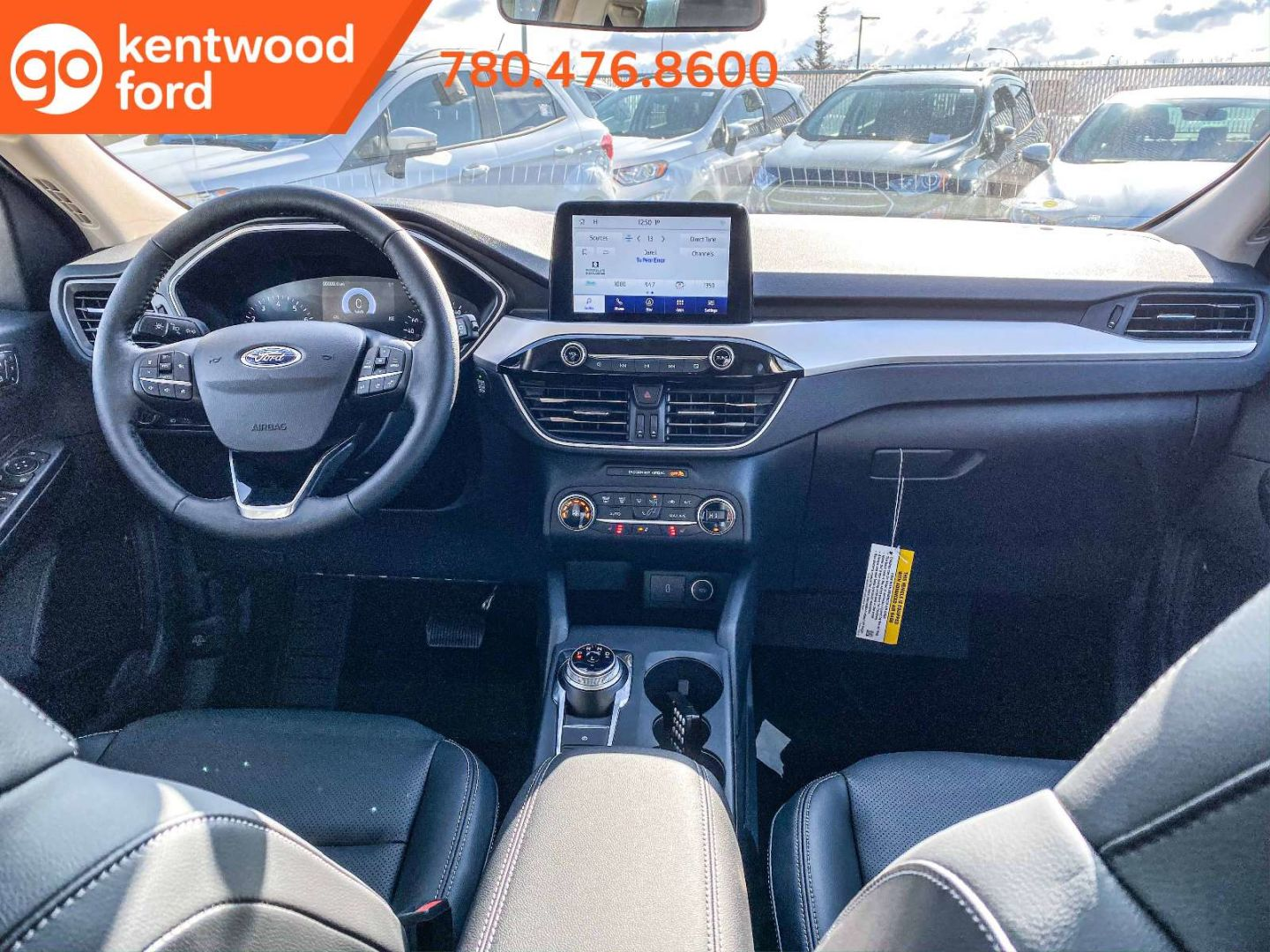 2020 Ford Escape SEL for sale in Edmonton, Alberta
