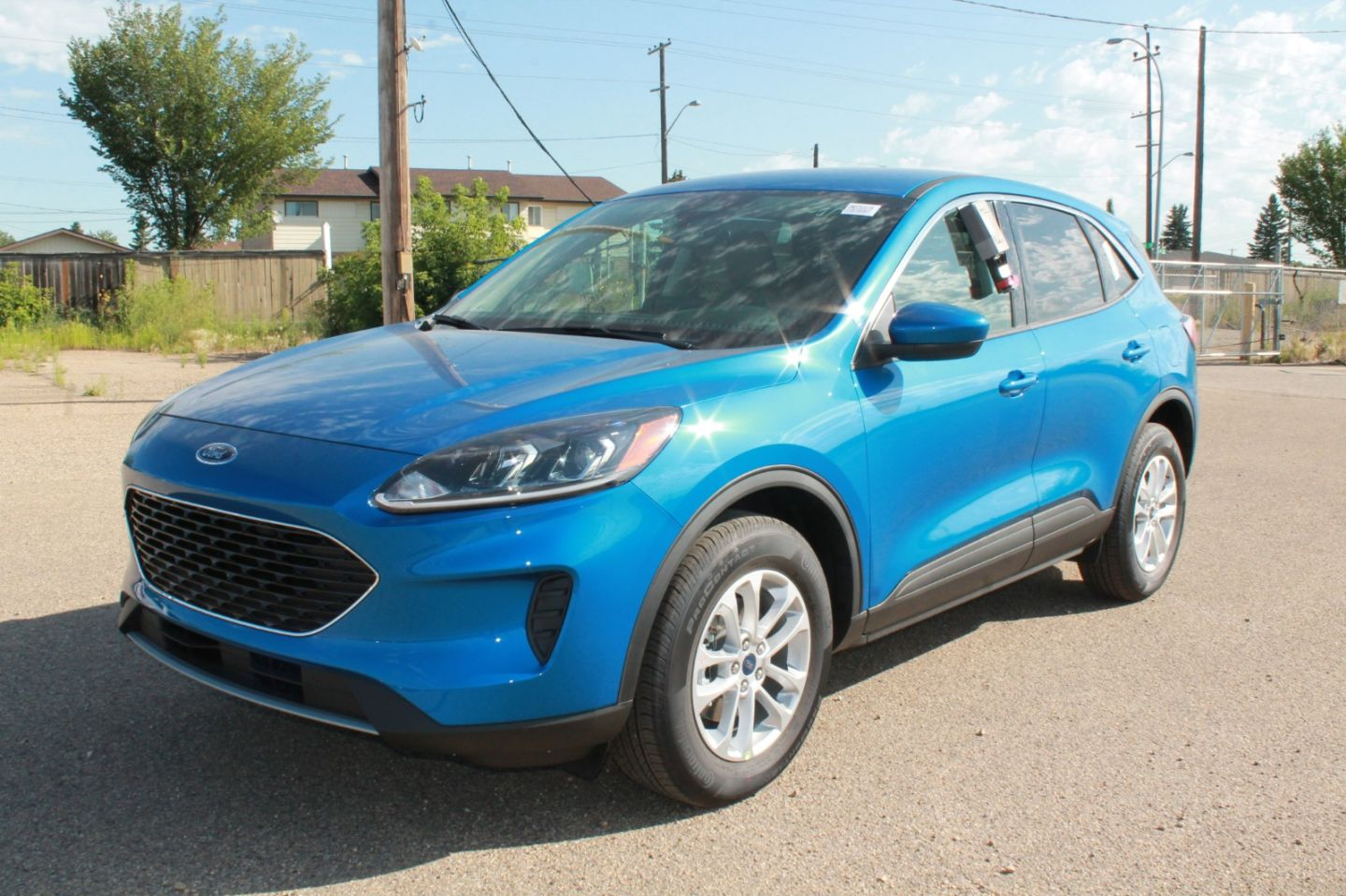 2020 Ford Escape SE for sale in Edmonton, Alberta