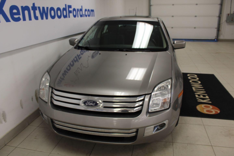 2008 Ford Fusion SEL for sale in Edmonton, Alberta