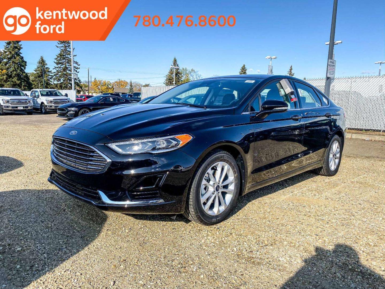2020 Ford Fusion Hybrid SEL for sale in Edmonton, Alberta