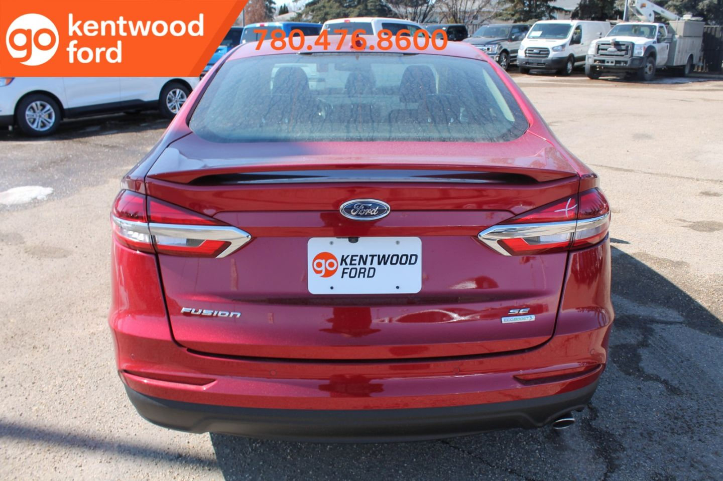 2020 Ford Fusion SE for sale in Edmonton, Alberta