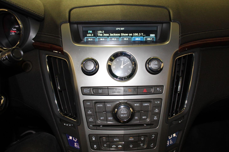 2009 Cadillac CTS w/1SB for sale in Edmonton, Alberta
