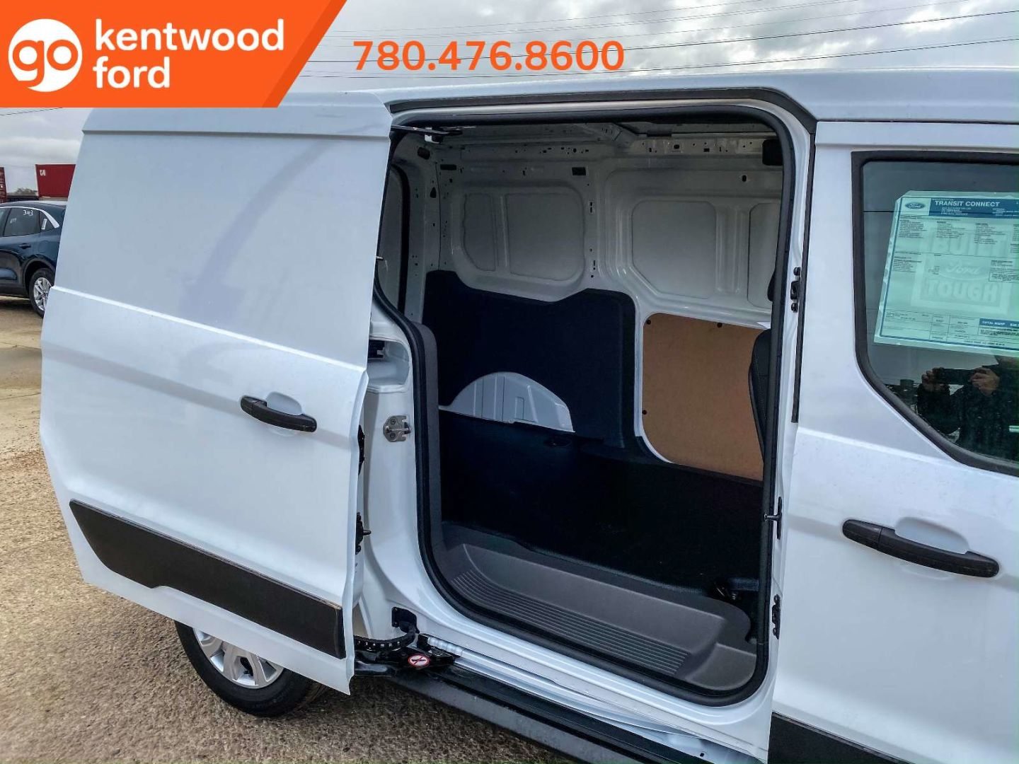 2020 Ford Transit Connect Van XLT for sale in Edmonton, Alberta