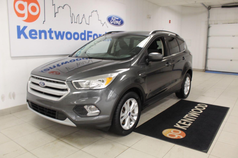 2018 Ford Escape SE for sale in Edmonton, Alberta