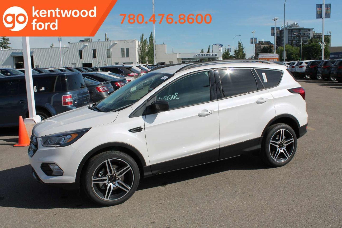2019 Ford Escape SEL for sale in Edmonton, Alberta