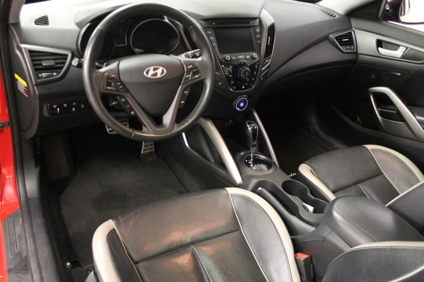 2013 Hyundai Veloster Turbo for sale in Edmonton, Alberta