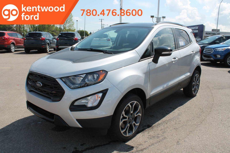 2019 Ford EcoSport SES for sale in Edmonton, Alberta