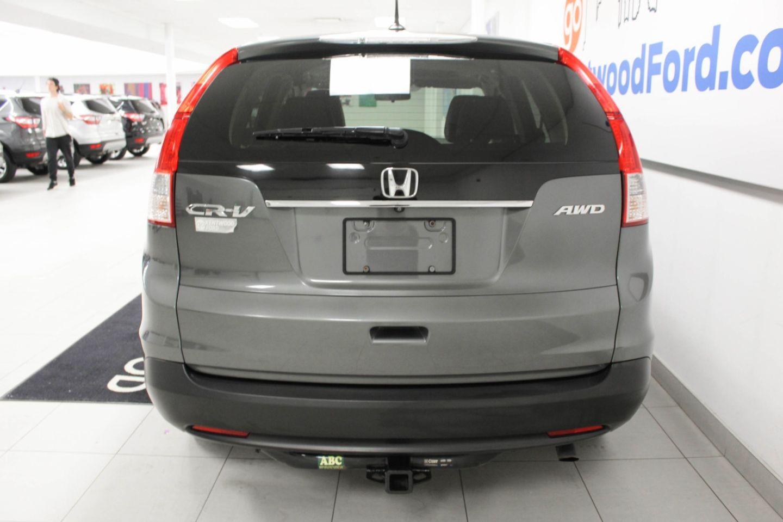 2013 Honda CR-V EX-L for sale in Edmonton, Alberta