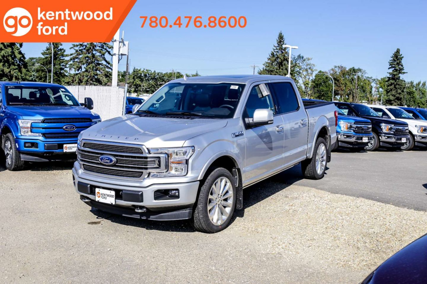 Ford F 150 Limited For Sale >> 2019 Ford F 150 Limited