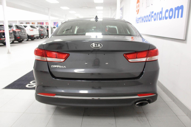 2018 Kia Optima LX+ for sale in Edmonton, Alberta