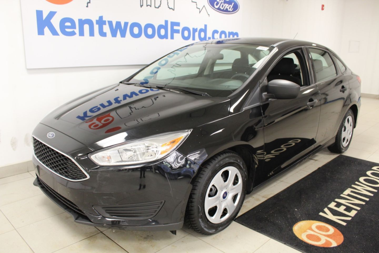 2017 Ford Focus S for sale in Edmonton, Alberta