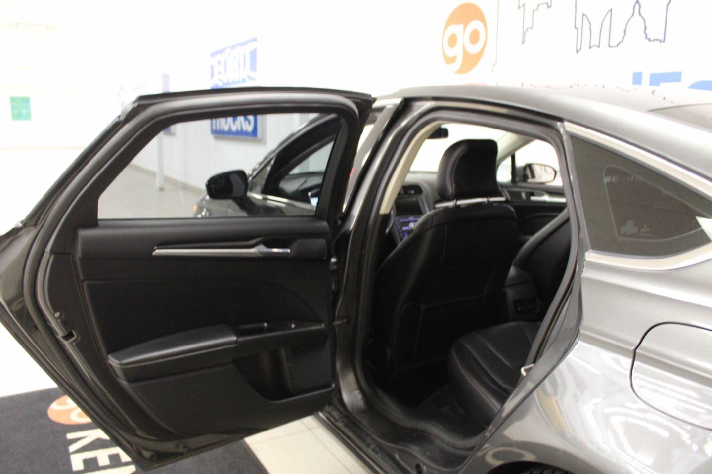 2017 Ford Fusion Titanium for sale in Edmonton, Alberta