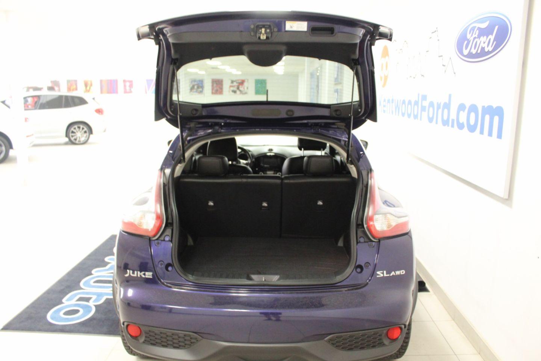 2016 Nissan JUKE SL for sale in Edmonton, Alberta