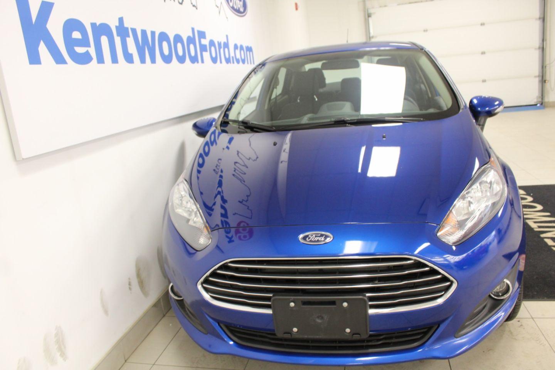 2019 Ford Fiesta SE for sale in Edmonton, Alberta