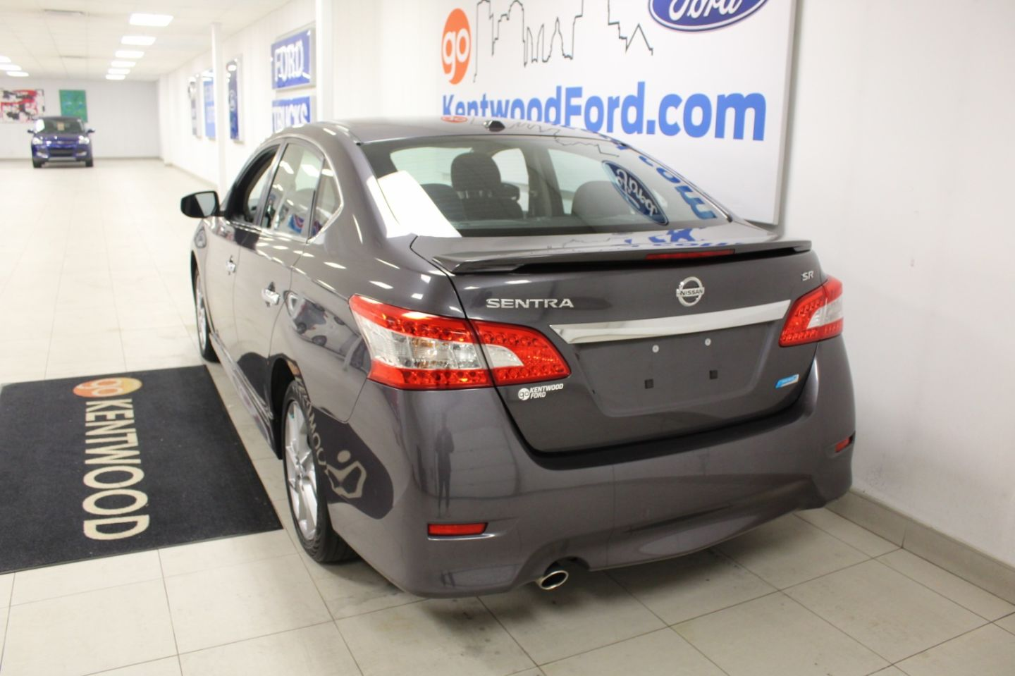 2014 Nissan Sentra SR for sale in Edmonton, Alberta