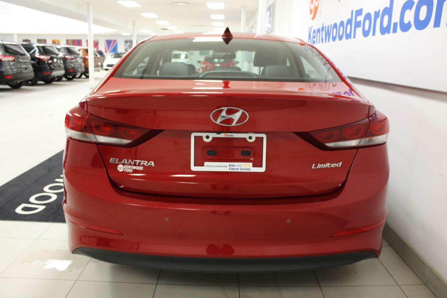 2017 Hyundai Elantra Limited for sale in Edmonton, Alberta