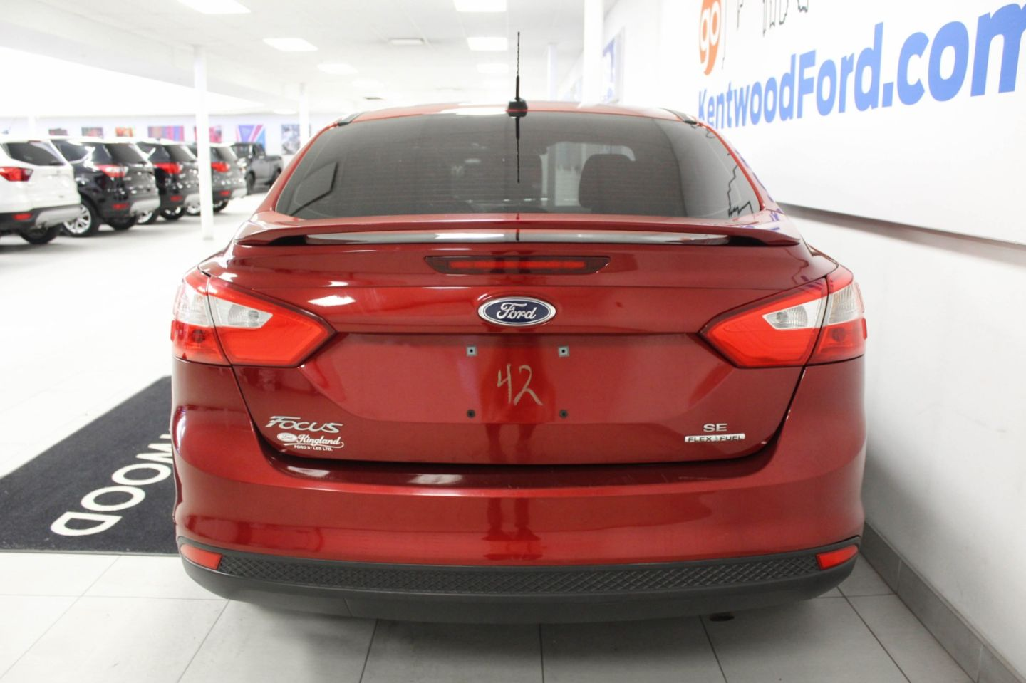 2013 Ford Focus SE for sale in Edmonton, Alberta
