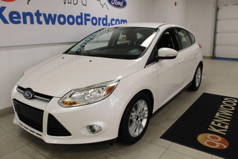 2012 Ford Focus SEL for sale in Edmonton, Alberta