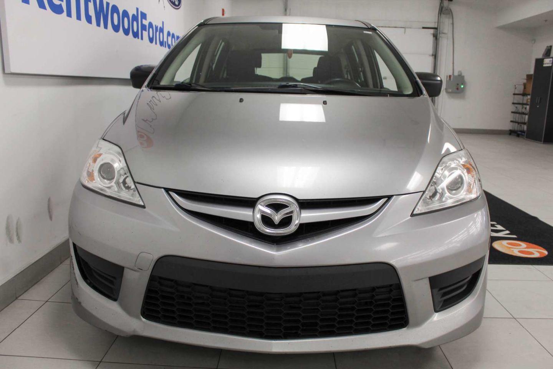 2010 Mazda Mazda5 GS for sale in Edmonton, Alberta