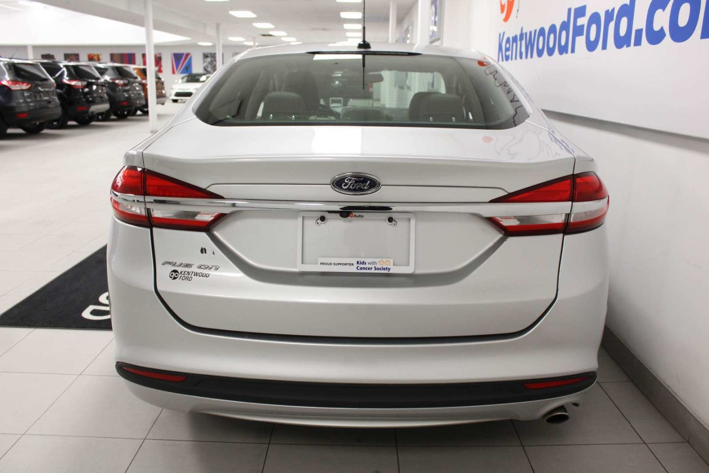 2017 Ford Fusion S for sale in Edmonton, Alberta