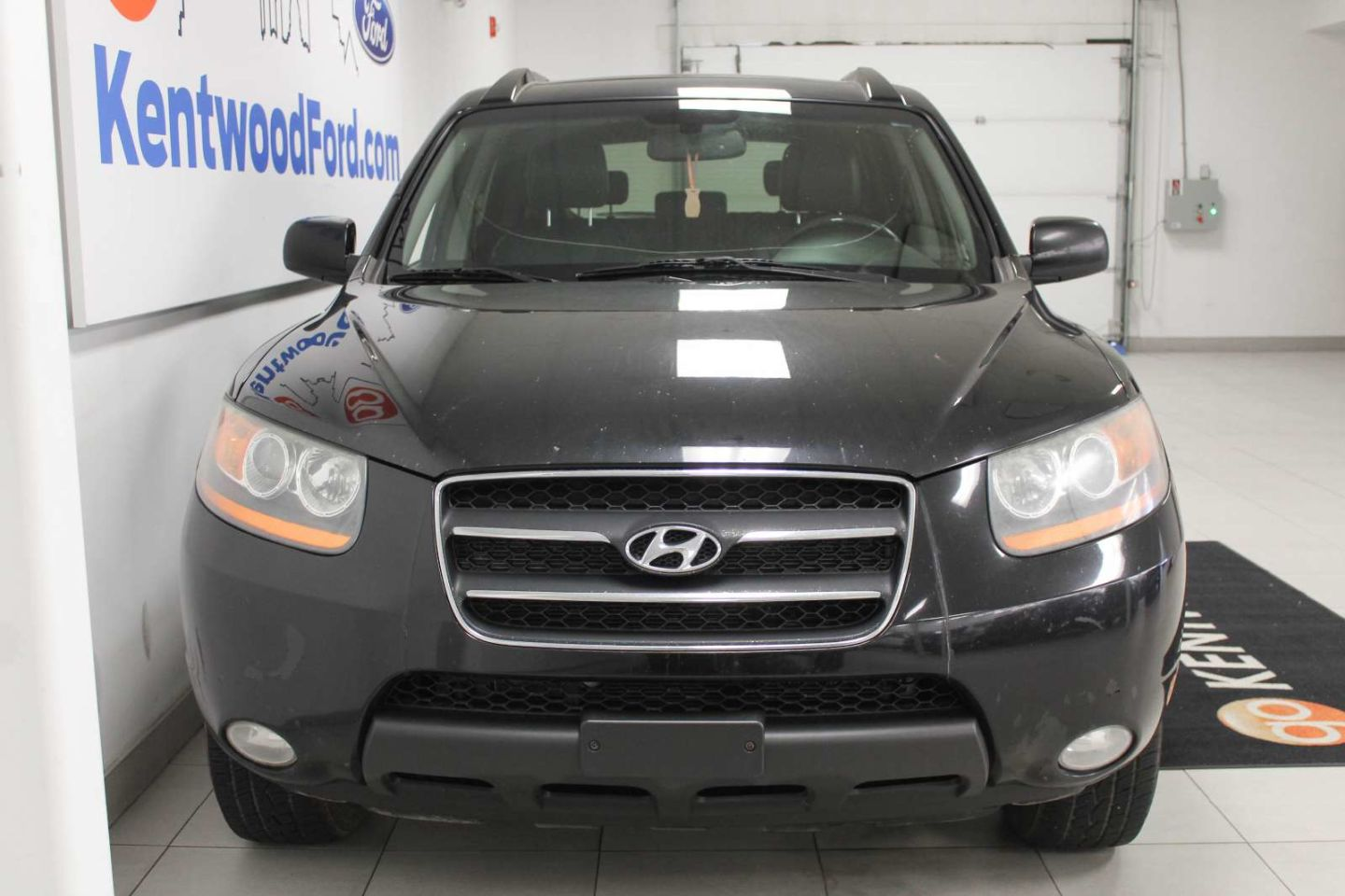 2009 Hyundai Santa Fe Limited for sale in Edmonton, Alberta
