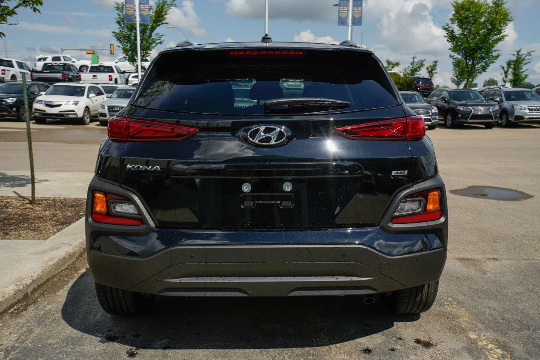 2019 Hyundai Kona Luxury for sale in Edmonton, Alberta