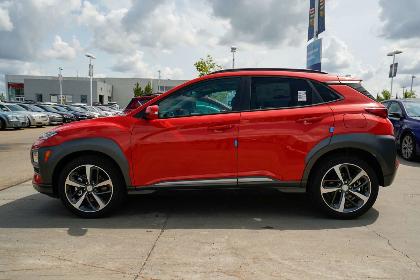 2019 Hyundai Kona Ultimate for sale in Edmonton, Alberta
