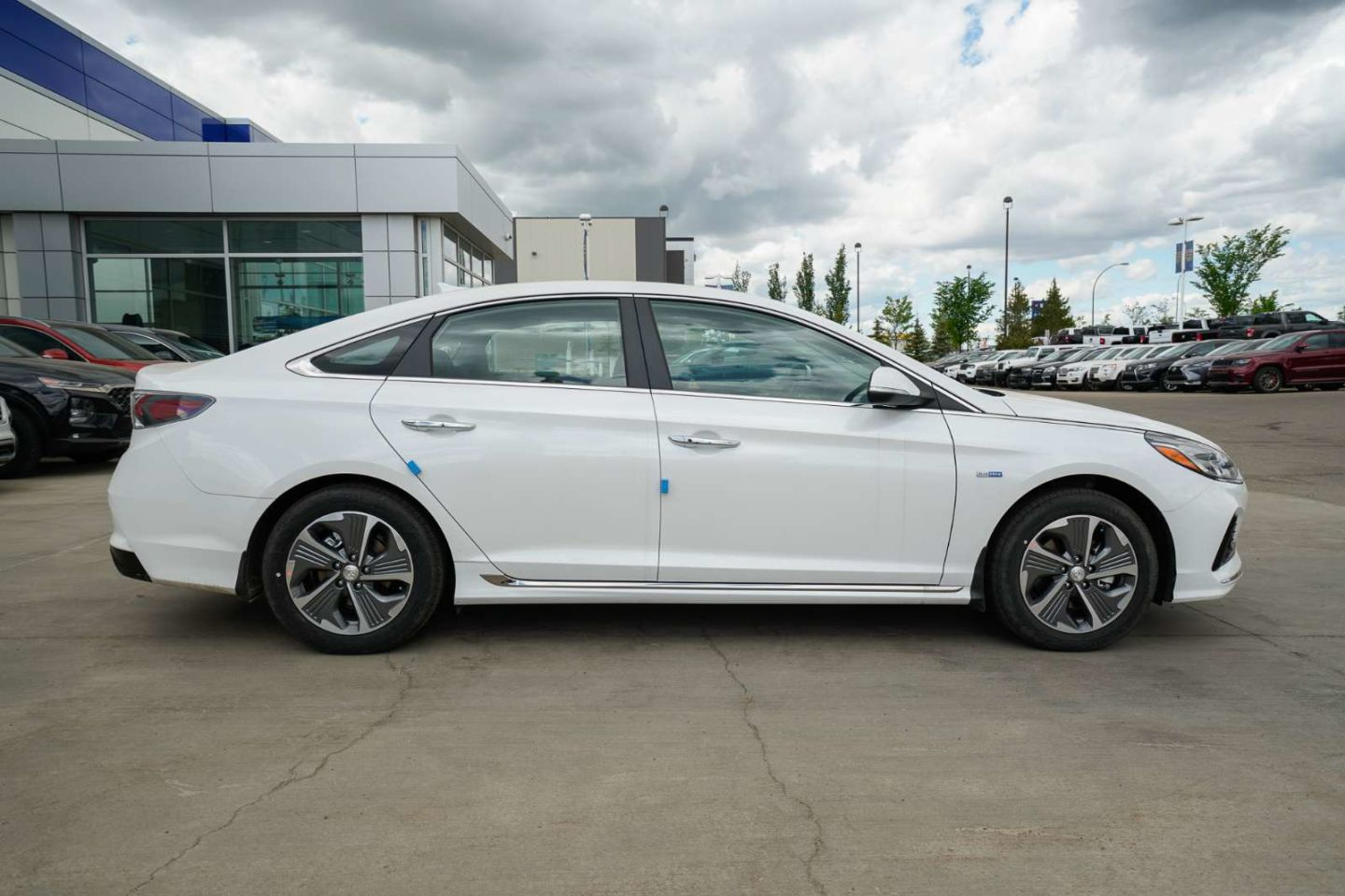 2019 Hyundai Sonata Plug-In Hybrid Ultimate for sale in Edmonton, Alberta