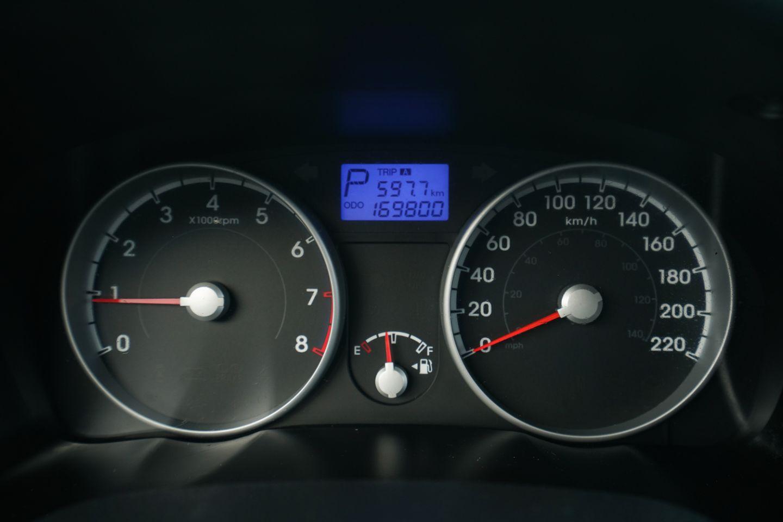 2010 Hyundai Accent GL for sale in Edmonton, Alberta